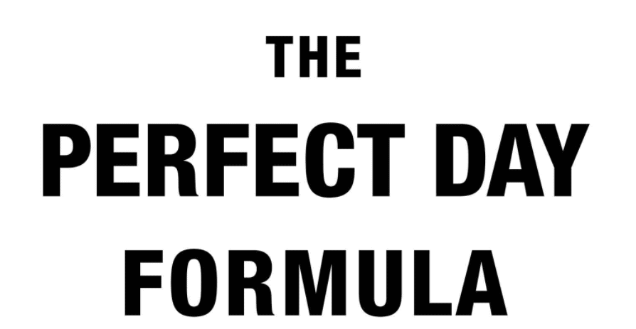 Craig Ballantyne - The Perfect Day Formula