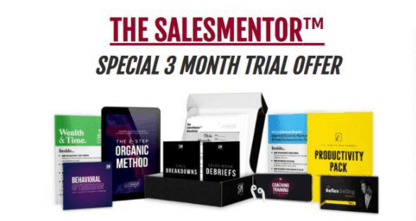 SalesMentor - Traffic and Funnels