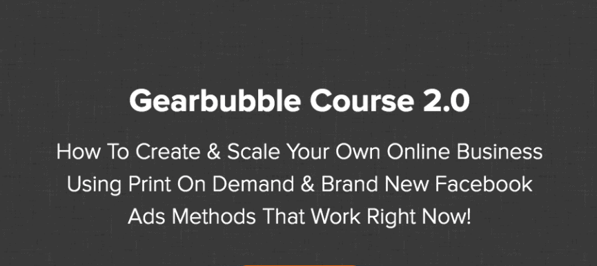 Will Haimerl – PPC Coach – Gearbubble Course 2.0