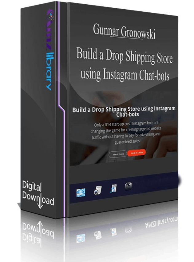 Gunnar Gronowski - Build a Drop Shipping Store using Instagram Chat-bots