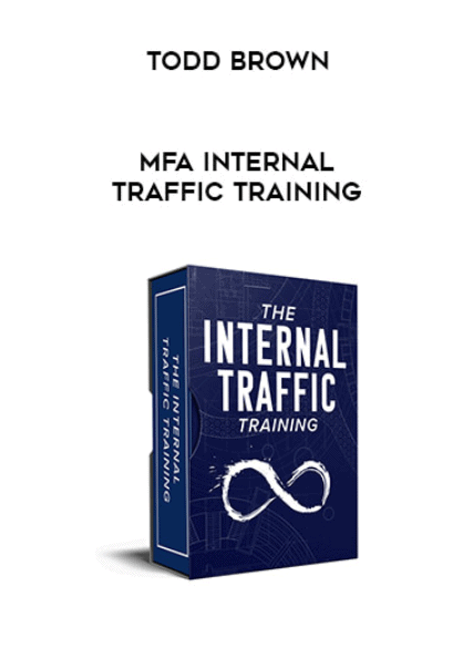 Todd Brown - MFA Internal Traffic Training