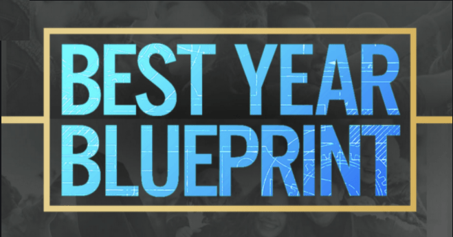 Derek Rydall - Best Year Blueprint