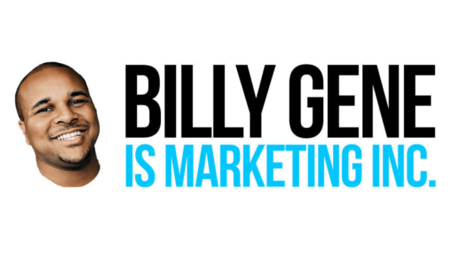 Billy Gene - All Of Billy Gene