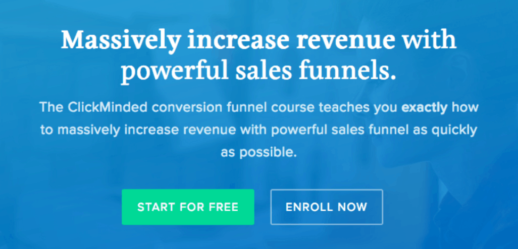 ClickMinded - Sales Funnel Training