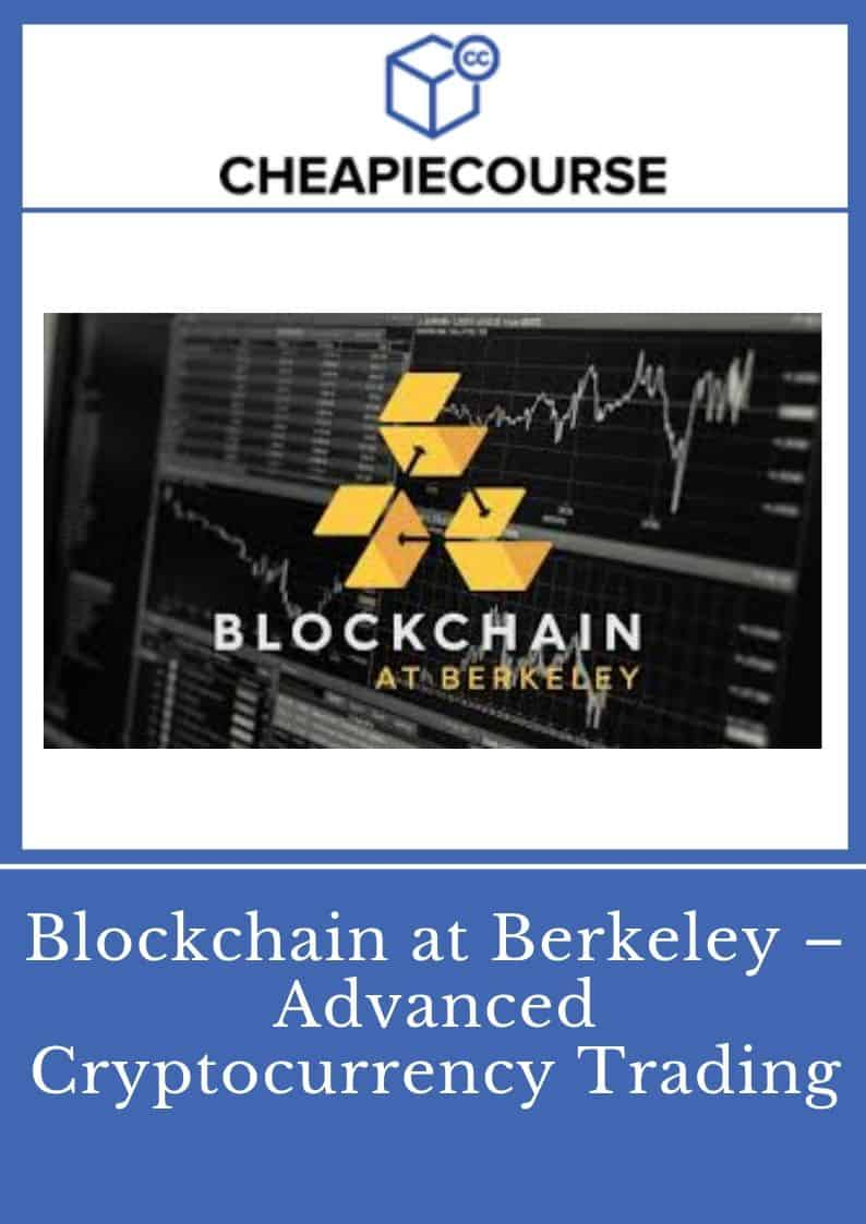 Blockchain At Berkeley - Advanced Cryptocurrency Trading