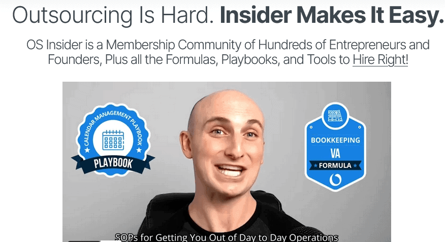 Outsource School – OF Insider