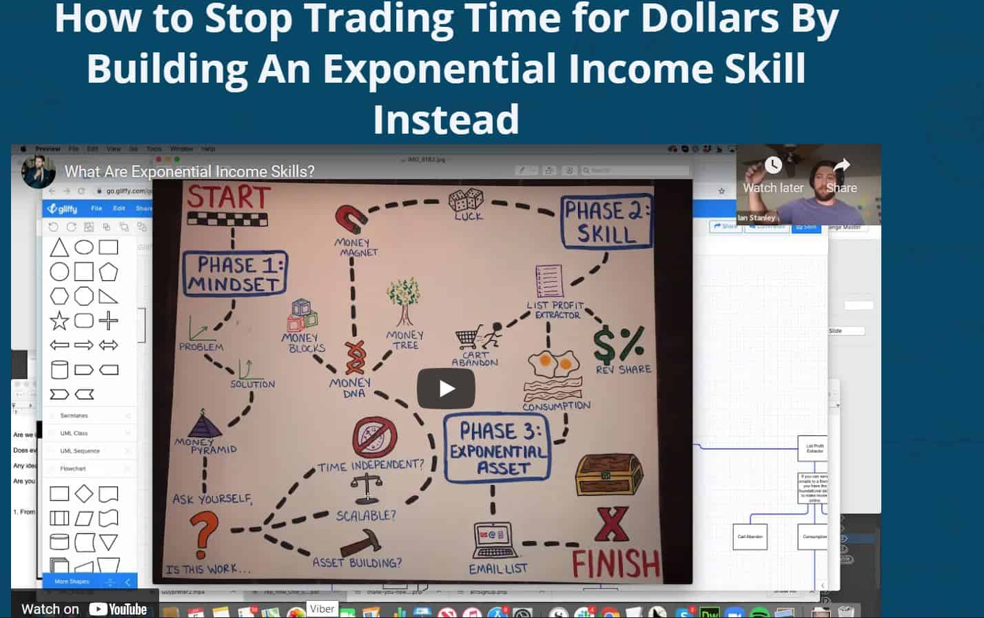 Ian Stanley - Exponential Income Skill Training