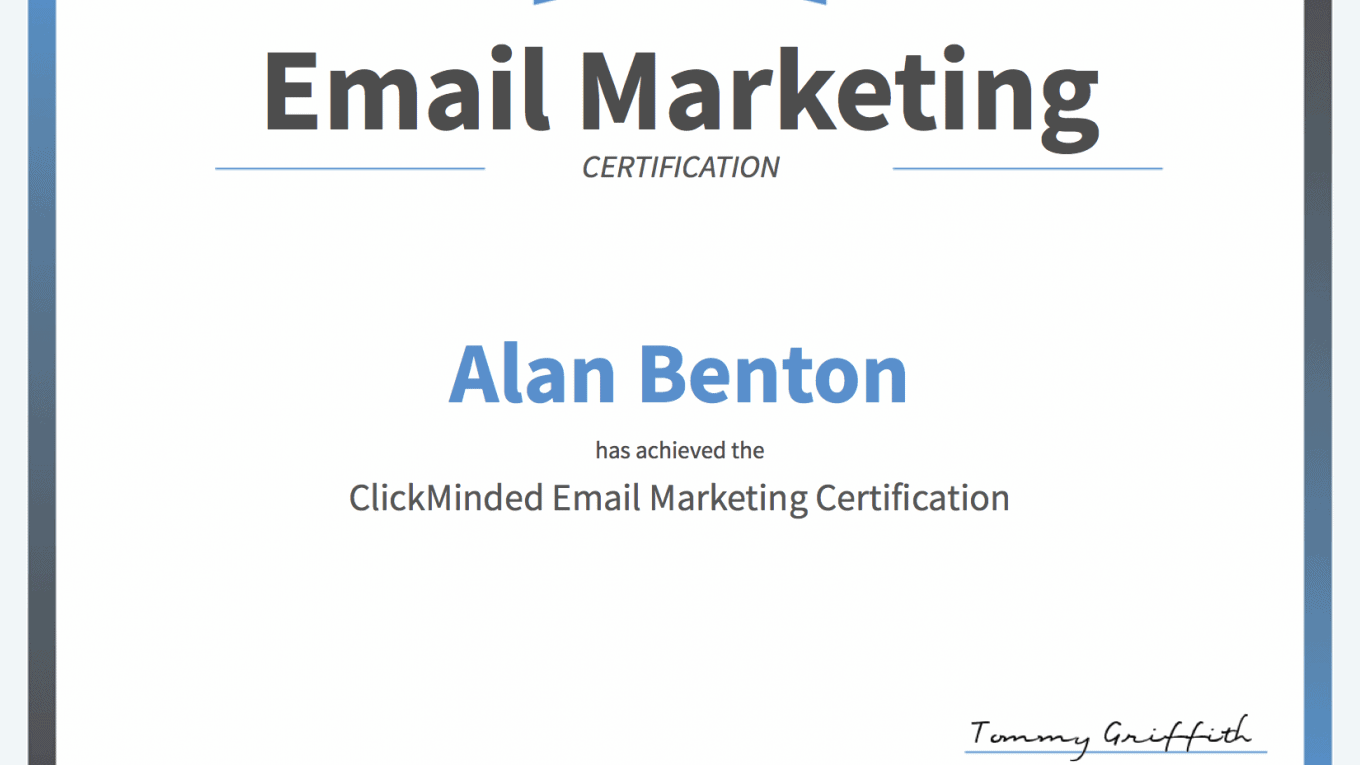 ClickMinded - Email Marketing Course